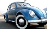 "1959 Euro VW Beetle BuG; Named ""CrAsH"""