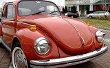 "1971 VW Super Beetle BuG Lil ""Bee"""