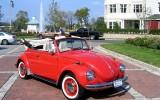 1971 Super Beetle Convertible – Spanky
