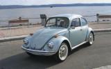 """1972 Sea-Frost Green Standard Sedan """"Franklin"""""""