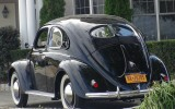 Classic VW BuGs 1951 Split Accepted to 2015 Ramapo NJ Concours D' Elegance