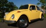 1972 VW Beetle BuG Yellow Bee