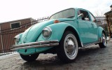1972 VW Beetle Standard BuG Sedan Aqua Boy!