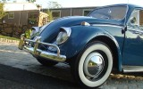 1964 VW Beetle BuG Sedan Sea Blue