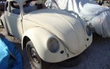 Barry's 1956 Oval VW Ragtop Beetle Sedan * Build-A-BuG * Project