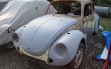 Super 1974 VW Beetle BuG Sedan Sunroof Project FOR SALE