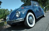 Classic 1968 VW Beetle Volkswagen BuG Sedan SOLD in VW Blue