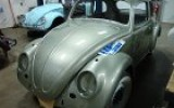Bruce's 1958 VW Beetle Sedan * Build-A-BuG * Project