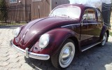 SOLD! Vintage Classic 1953 Oval Window VW Ragtop Euro Beetle BuG.