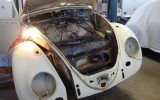 Hugh's 1965 Classic VW Beetle *Build-A-BuG* Project