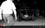 Classic VW BuGs '55 Beetle Ragtop Road Trip Garage Find Resto Project Series