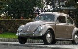Classic 1955 UltraMaroon VW Beetle BuG Sedan FOR SALE