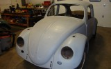 Classic VW BuGs Project 1967 Vintage Beetle Sedan for 2016