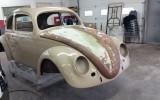 Classic VW BuGs 1954 Oval Window Ragtop Beetle *Build-A-BuG* for Joe R.