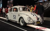 "Classic VW BuGs 1963 Volkswagen ""Herbie"" Beetle sells for $126,500, setting auction record!"