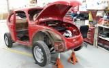 Classic VW BuGs 1974 Super Beetle Sedan *Build-A-BuG* Project