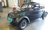 Classic VW BuGs 1966 Sunroof Beetle Project FOR SALE