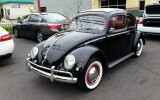 Classic VW BuGs Relive the Lucky Larry 1955 VW Beetle Ragtop Sunroof Garage Find Journey