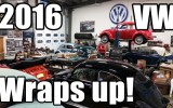 Classic VW BuGs Wraps up 2016 Beetle Ghia Bus Porsche German Market Breakdown