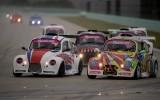 Classic VW BuGs Racing Volkswagen Beetles for fun in Miami