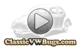 Kudos Thank Yous! By William Shearin, Owns a 1970 Classic VW Beetle Bug