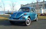 The '71 VW Super Beetle Cali Bugger