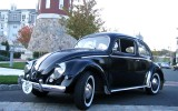 "1957 VW Beetle BuG Oval Sedan ""Midnight"""