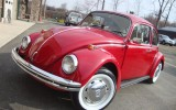 1968 VW Beetle Lil ReD LuV BuG for Sale!