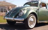 """*Vintage 1958 VW Beetle BuG Rag!* """"Fever"""""""