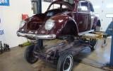 Great Work by Antony Elliot a Classic VW BuGs Fan