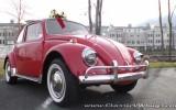 1967 VW Beetle BuG Ruby Red