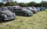 Classic VW BuGs Attends the 2013 Ft. Lauderdale Show 'N Shine VW Air-Cooled Event