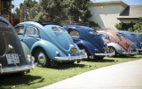 Classic VW BuGs 2013 So Cal Vintage Volkswagen Beetle Air-Cooled Treffen