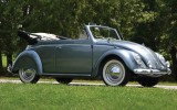 1955 VW Beetle BuG Convertible sells for $82,500 at RM Auctions