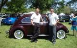 Classic VW BuGs 1952 Split Window Beetle Concours D' Elegance Wrap up