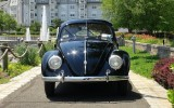Classic VW BuGs Article Rubber Hits the Road on my Beetle Business