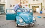 Classic VW BuGs; 55 Year Old HoneyMoon Road Trip in a Vintage Beetle
