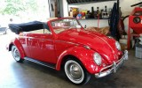 Classic VW BuGs Latest 1958 Beetle Convertible Type 1 SOLD!