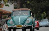 Classic VW BuGs Rare 1949 Hebmuller Beetle crosses the Mecum Auction Block in Monterey 2016