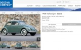 Classic VW BuGs a 1958 Ragtop Beetle Hammers Down at Gooding Auction for $71,500.00