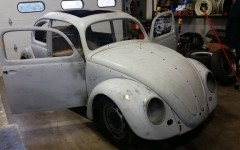 Classic VW BuGs 1957 *Build-A-BuG* Beetle Project for Bernie G.