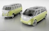 Classic VW BuGs VW Reveals new Version of the Iconic Microbus Type 2