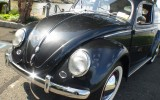 Classic VW BuGs 1954 Ragtop Beetle Featured in VolksAmerica Magazine
