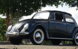 Classic VW BuGs 1954 Ragtop Oval Window Beetle Garage Find Road Trip!