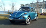 The '71 VW Super Beetle Cali Bugger