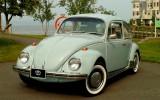 "1968 VW Beetle BuG Sedan ""Casper"""