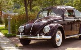 Classic VW BuGs SOLD Project, a Vintage 1952 Split Window Zwitter Beetle