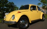 1972 VW Beetle BuG Yellow Bee
