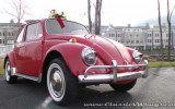 1967 VW Beetle BuG Ruby Red