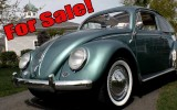 Classic VW Bugs 4-5-2012 Newsletter; My 1955 Beetle for sale, new tip, Dubs & Coffee